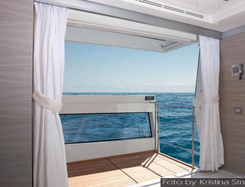 Balcony Azimut Benetti AZ140