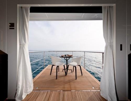 Owner's Balcony Wider 150 genesi