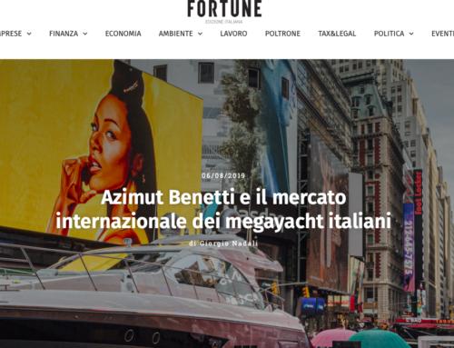 Azimut Benetti e il mercato internazionale dei megayacht italiani