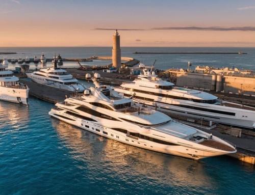 Azimut|Benetti è il primo produttore di mega yacht al mondo