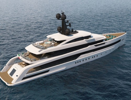CRN Reveals New Details of 62 Metre Hull 138