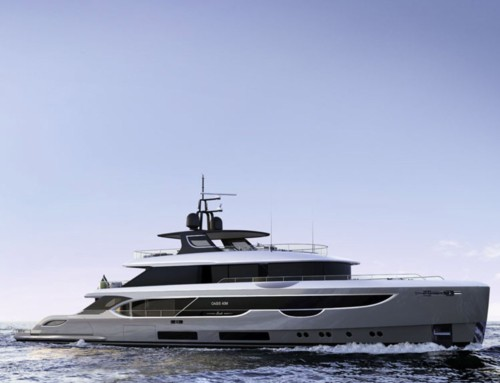 Benetti 40 Metre Oasis Yacht Rebeca Delivered