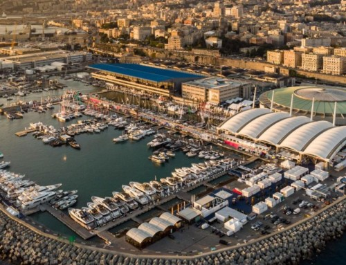 Genoa Boat Show Takes Place as First Major Post-Covid Yachting Event