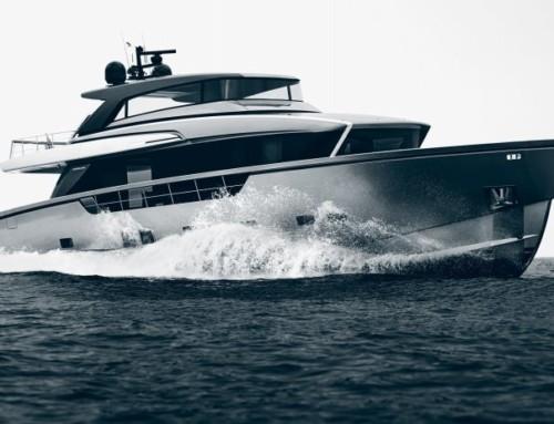 Il nuovo yacht di Valentino Rossi è un Sanlorenzo