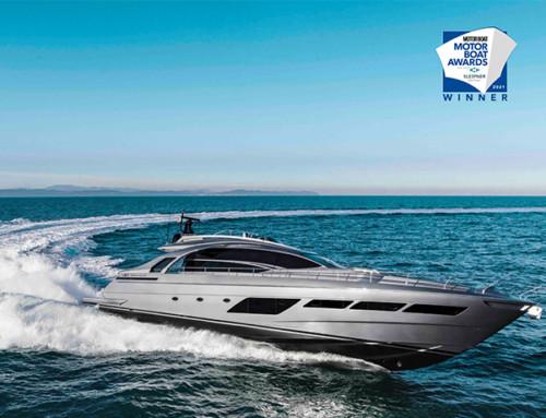 Pershing premiato ai Motor Boat Awards 2021