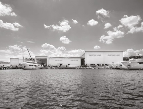Custom Line superyacht yard: Where dreams become reality